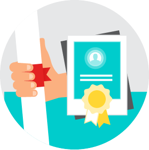 Certification and rewarded learning