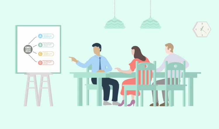 Customer Experience: Team meeting