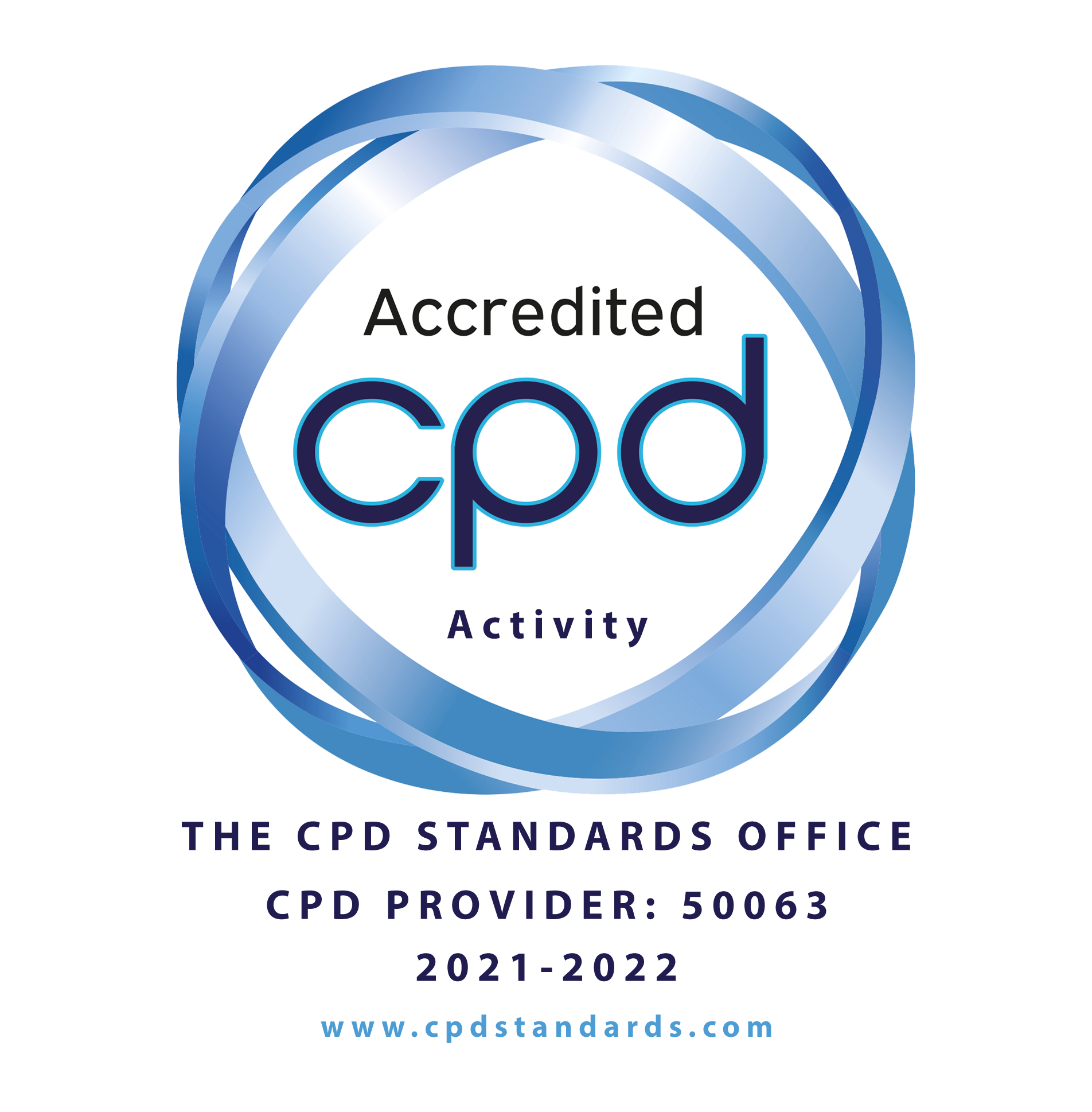 CPDSO Accreditation Badge