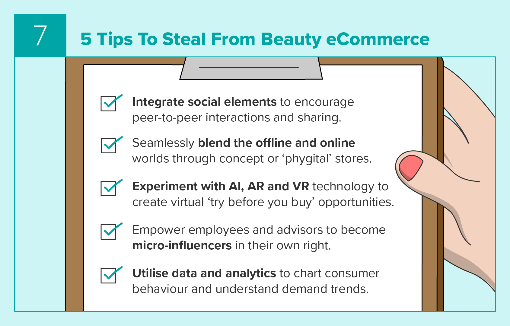5 Tips to Steal from Beauty eCommerce