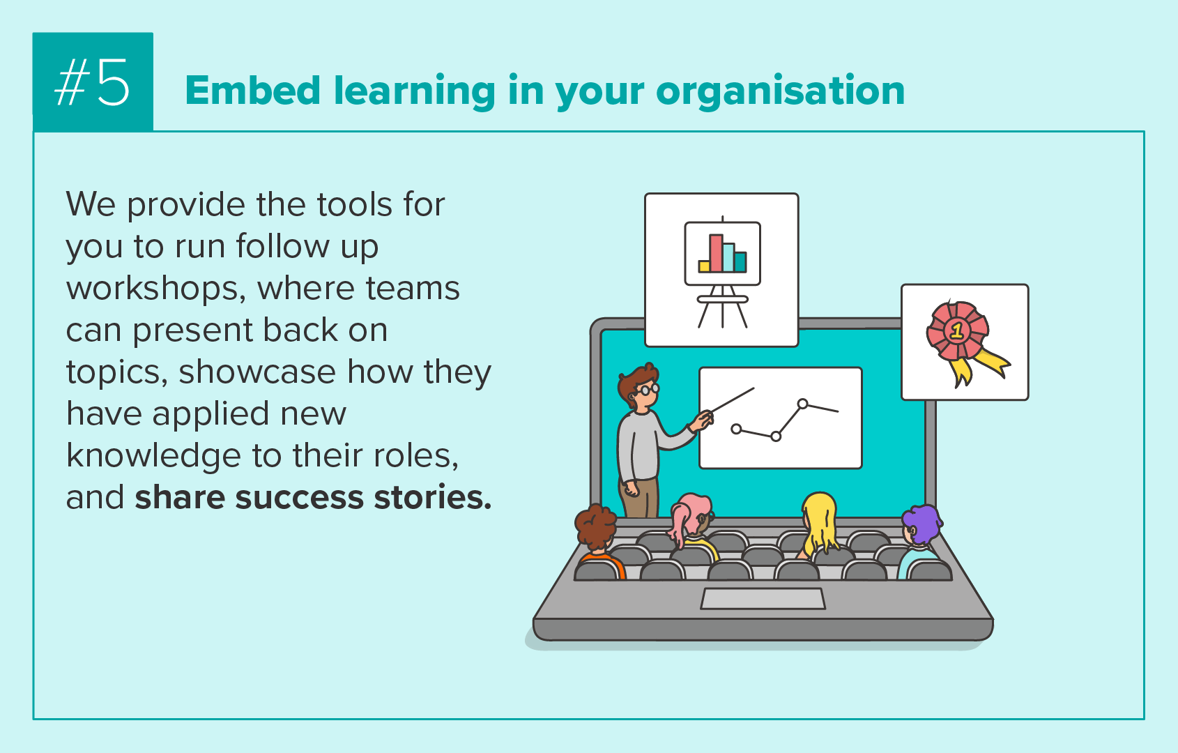 Embedding learning in your organisation