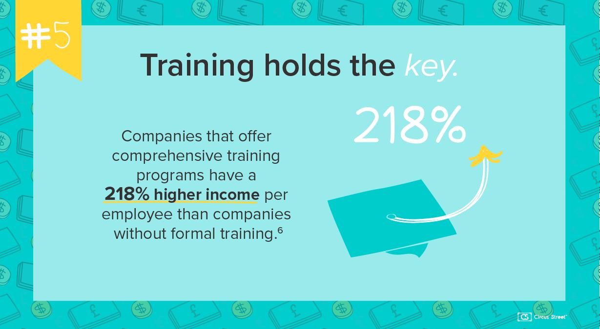 Training holds the key