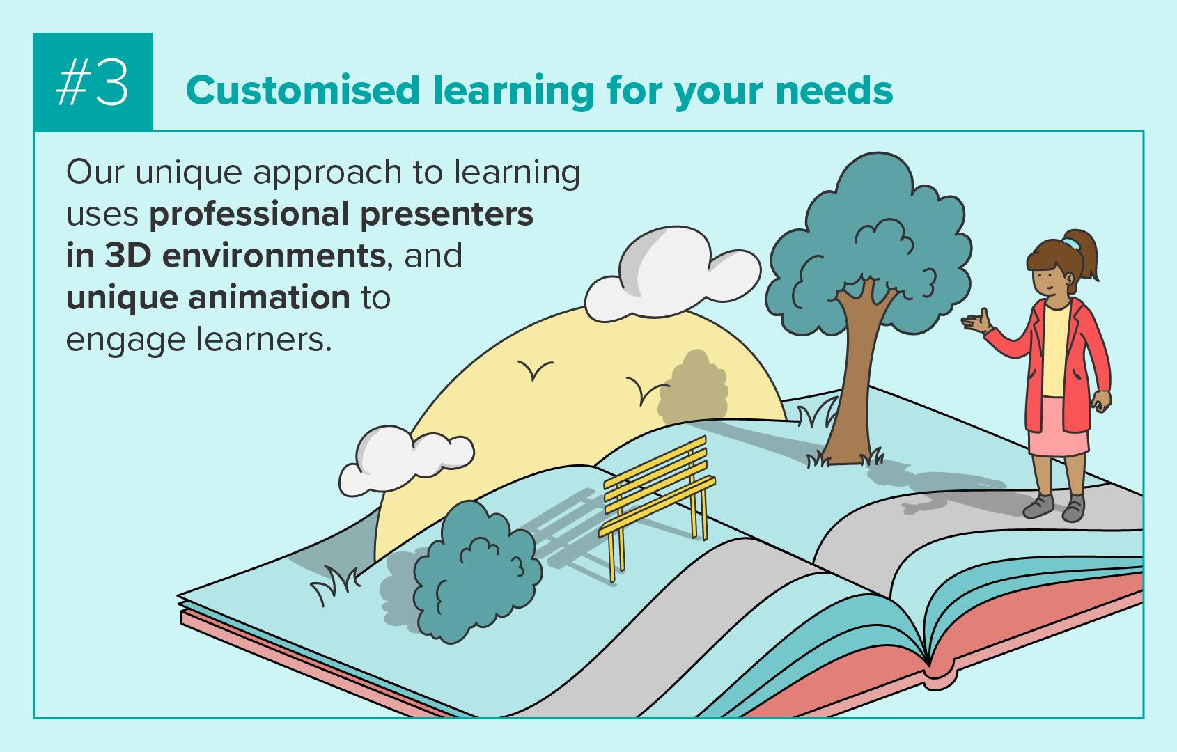 Customised learning